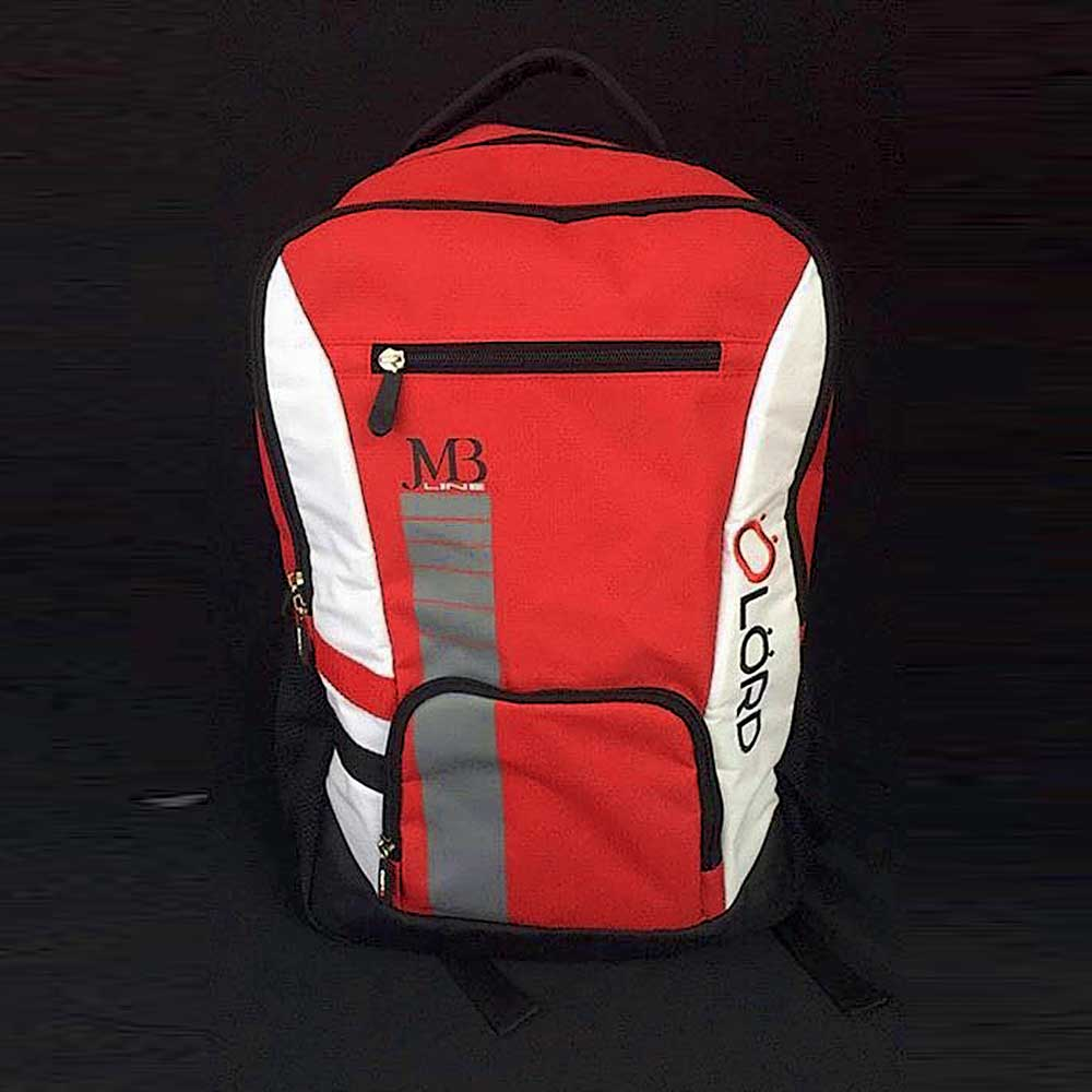 Mochila Twisted Red 2016